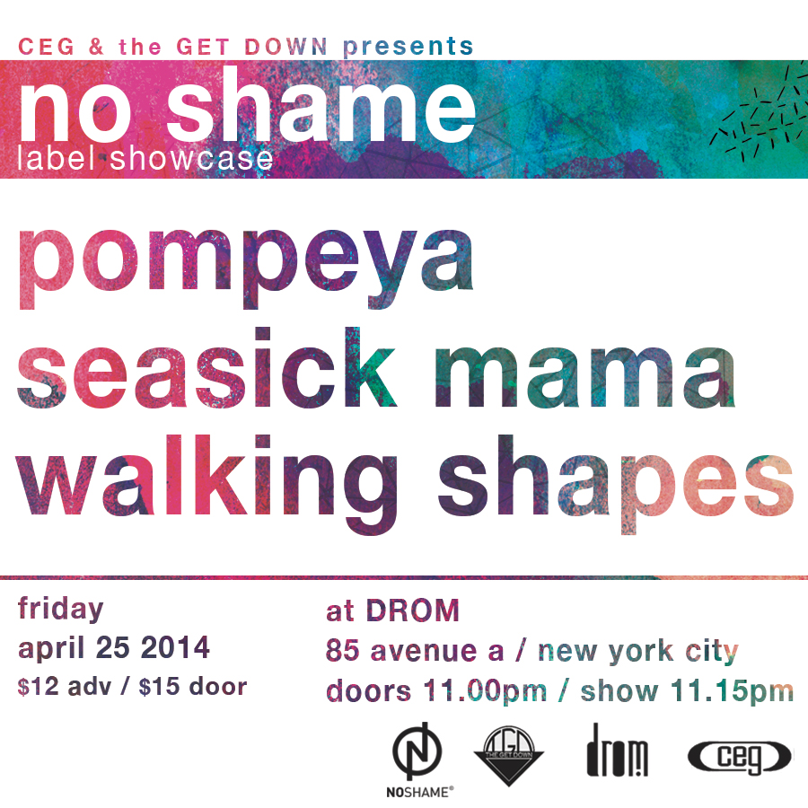 http://www.noshame.com/no-shame-label-showcase-2014/